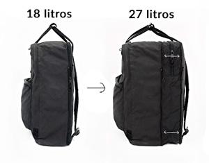 maxi kanken 27 litros